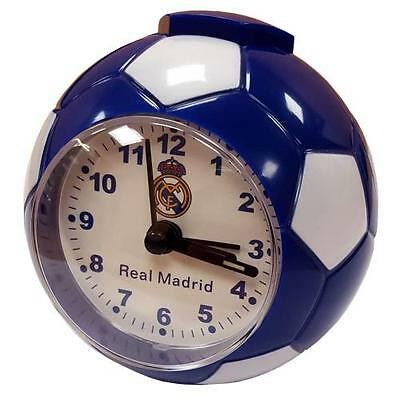Real Madrid F.C. Football Alarm Clock OFFICIAL LICENSED PRODUCT