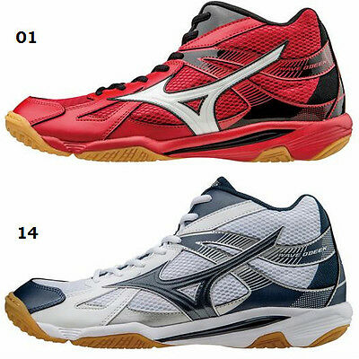NEW MIZUNO volleyball shoes WAVE ODEEN MID V1GA1655 Freeshipping!!