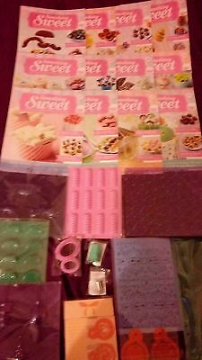 Something Sweet Magazine Baking Sweet Making Moulds Accessories Joblot