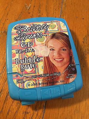 Britney Spears Cd Player Bubble Gum Rare Baby One More Time Pretty Girls