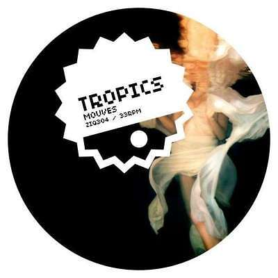 Tropics Mouves (incl. Falty DL Rmx) INCL. FALTY DL RMX Vinyl Single 12inch