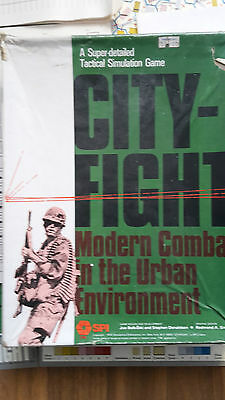 SPI Cityfight: Modern Combat in the Urban Environment
