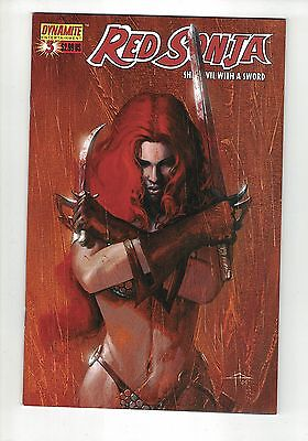 Red Sonja: She-Devil with a Sword #3 - Gabriele Dell'Otto Variant - NM