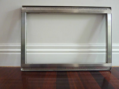 SMEG Stainless Steel Trim for Microwave