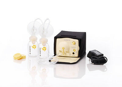 NEW Medela Pump-In-Style Advanced Breastpump Starter Set Double Feeding CHOP
