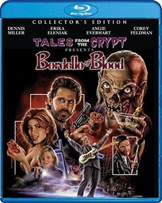 Tales from the Crypt Presents: Bordello of Blood [New Blu-ray] Collector's Ed,
