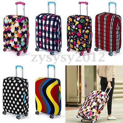 18''-20'' Housse Couverture Sac Protection Valise Bagage Luggage pour Voyage FR