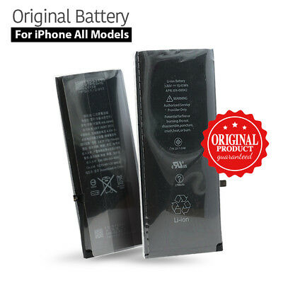 iPhone Battery - New Genuine Original Battery Replacement Apple 4 5 S G 6 7 Plus