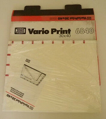 # 0832 Jobo Vario Print 30x40cm Borderless Masking Easel with Adhesive Tape