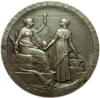 Medaille - Canal Suez 1869 - FRANCE