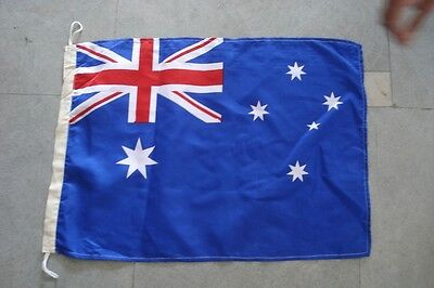 "AUSTRALIA Flags -17"" X 25"" - NATIONAL FLAG - FREE SHIPPING"