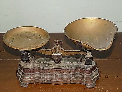 Vintage~Antique~French Scales~Kitchen~Postal~Confectionery