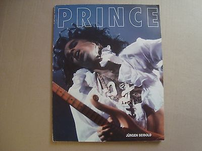 PRINCE oop exclusive RARE1991 large sized photo book POSTER Rogers Nelson TAFKAP