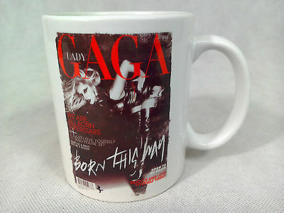 Lady GaGa 'Born This Way' Mug