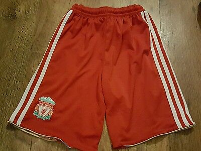 Official Boys liverpool shorts