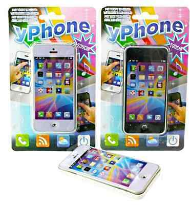 Telephone Smartphone Sonore Lumineux Yphone Jouet