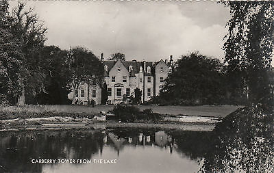 Carberry Tower From The Lake, Nr MUSSELBURGH, East Lothian RP
