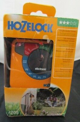 CP) HozeLock Simple Water Timer **COLLECTION ONLY**