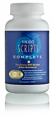 Hair loss DHT blocking Tablets 3 month Supply & Complete Nutrition