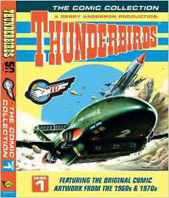 Thunderbirds Comic Collection, New, Anderson, Gerry Book