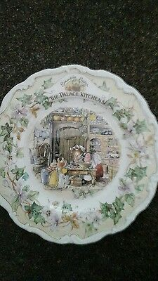 Royal Doulton The Palace Kitchens Brambly Hedge