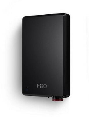 FiiO A5 Portable Headphone Amplifier - Black. FREE UK Postage