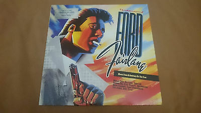 OST the adventures of FORD FAIRLANE soundtrack LP 1990 Europe press vinyl
