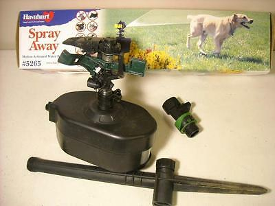 Havahart Spray Away Motion Activated Water Repellent Sprinkler  #5265 W/ Box