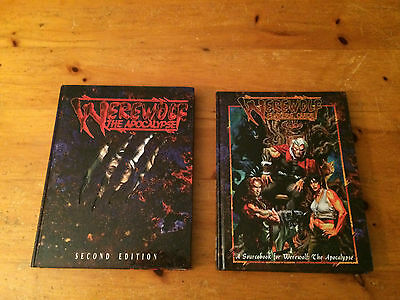 Werewolf the Apocalypse Bundle (White Wolf World of Darkness Role Playing Game)