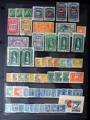 CANADA Variety Mint/Used Revenues MIXED CONDITION XZ395