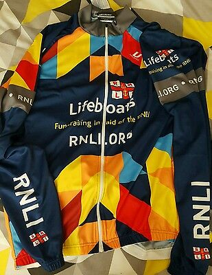 Rnli Cycling/running Jersey And Shorts Brand New With Tags Unworn.