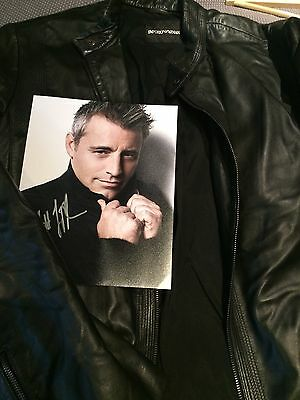 Matt LeBlanc's Armani Leather Jacket from Episodes with COA Top Gear Friends