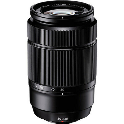 Fuji XC 50-230mm F/4.5-6.7 Aspherical OIS Lens