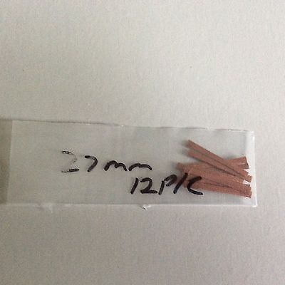 Brand New Lot Of 10 Copper Braids For Scalextric/Carrera