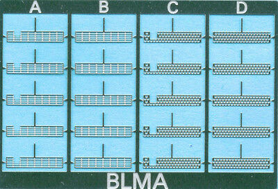 BLMA Freight Car Coupler Platforms  #403    N Scale  NIP  Out of Production