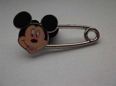 Disney's Mickey Mouse Safety Pin Pin Badge