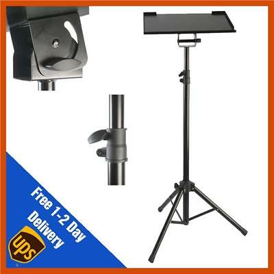 Pulse PLS00318 Laptop/Projector Laptop Floor Stand | Robust Construction