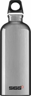 Sigg - Traveller Alu - 0.6L- Aluminum Water Bottle