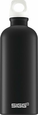 Sigg - Traveller Touch Black - 0.6L- Aluminum Water Bottle
