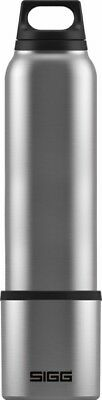 Sigg - Hot & Cold Classic Brushed - 1.0L- Aluminum Water Bottle