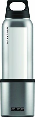Sigg - Hot & Cold Accent White - 0.75L- Aluminum Water Bottle