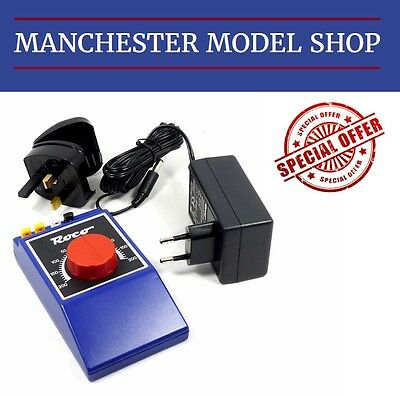 Roco 10788 240v 12v DC Controller & adaptor Hornby R8250 alternative NEW UNBOXED
