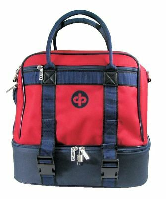 Drakes Pride - Midi Bag - Red- Bowls Carry Bag