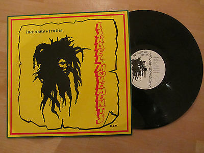 Isreal Movements ~ Ina Roots An' Movements ~ Mega Rare 1987 Roots Reggae - Uk Lp