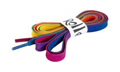 Rio Roller Rainbow Rollerskate Laces- Rio Roller Skate Accessories