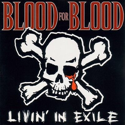 Blood For Blood - Livin' In Exile Mlp ☆☆☆Neu/new☆☆☆