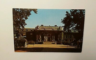 Vintage View - Bancroft Hall - U.S.  Naval Academy - Annapolis, Maryland