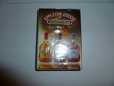 Appleton Estate Jamaica Rum The Spirit Of Jamaica Playing Cards Never Opened