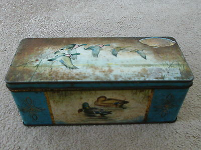 Old Jacobs Biscuit Tin