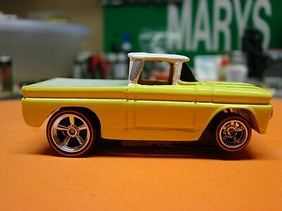 60s chevy shortbed pickup slot car